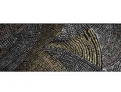 Dec. DIAMOND DRAW BLACK GOLD 20x60