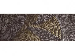 Dec. DIAMOND DRAW DARK BROWN GOLD 20x60