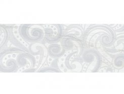 Плитка Dec. ELEGANCE GOLD WHITE 25x75