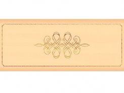 Плитка Декор 50.5x20.1 ELISSA SABBIA BELLO