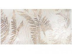 Плитка Dec. Aura white bronze 60x120