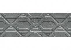 Плитка Rev. Dubai R90 oxo graphite 30x90