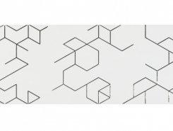 Плитка Clarity Decor Polygon Blanco 25x65