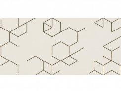 Плитка Clarity Decor Polygon Marfil 25x65
