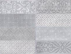 Плитка Rev. Deco Bricktrend Grey 8.15x33.15