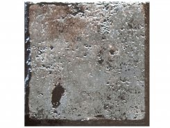 Metallic Silver 15.5x15.5