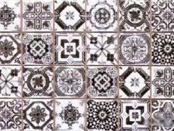 Novum Black плитка настенная 20x30