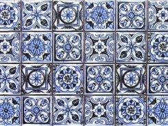 Novum Blue плитка настенная 20x30