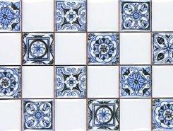 Novum Whiteblue плитка настенная 20x30