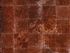 Alhamar Decorative Rojo плитка базовая 33x33