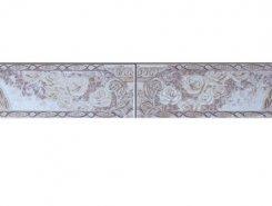 Плитка Tripoli Cenador бордюр настенный 7x50 (из 2-х шт.)