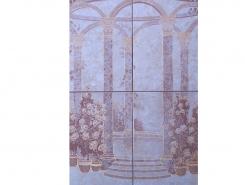 Плитка Tripoli Cenador панно настенное 50x80 (из 4-х шт.)