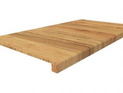 Ступень Jaune Plank Scalino Frontale 33x60