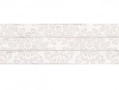 Плитка 1064-0097 Шебби Шик декор белый 20х60
