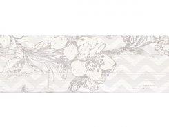 Плитка 1606-0007 Шебби Шик панно серый 60х60 (комп3шт)
