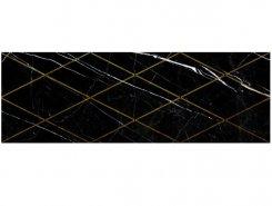 Плитка 1664-0149 Миланезе декор римский Неро 20х60