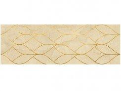 Плитка 1664-0157 Миланезе декор тресс Крема 20х60