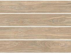 Плитка K949583R0001VTE0 Wood-X Орех Голд Терра Матовый R10A 7Рек 20х120