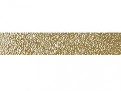 Плитка Бордюр Listello Strass Gold 5х50,5