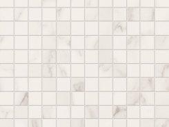 Плитка Декор Delux White Tessere Riv. 30,5х30,5