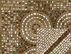 Керамогранит 5032-0224 Гарден орнамент коричневый 30х30
