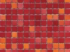 K511515 Colorline Red Mix 7 30х30(2,5х2,5)