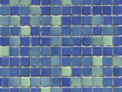 K512916 Colorline D.Blu-Green Mix 8 30х30(2,5х2,5)