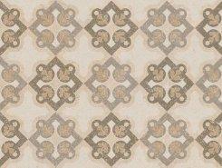 Плитка 6032-0237 Окситания пэчворк кремовый 30х30