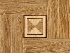 Плитка 6046-0162 Твистер геометрия коричневый 45х45