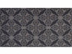 Плитка Декор Newluxe Black Damasco 30,5х56