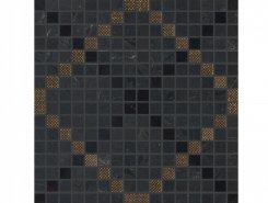 Плитка Декор Newluxe Black Tessere Art 30,5х30,5