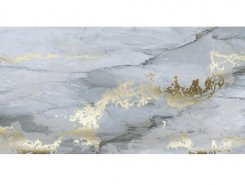 Плитка Decor Solitaire Gold- Blu Lapp/Rett 60x120