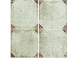 Плитка Anticatto Decor Trapani 22,5х22,5