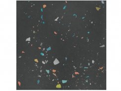 Плитка Color Drops Graphite 18,5x18,5