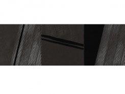 Плитка f0XWMetalBrownInsertoMix325x75(комп/3шт)