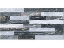 Плитка K946622LPR Bergamo 3D Микс Декор Холодная гамма ЛПР 30х60