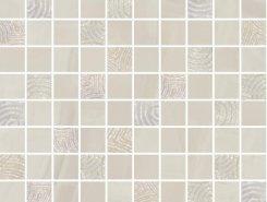 Плитка MOSAICO AGATE WHITE 25x25