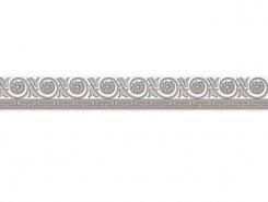 Плитка Afina Бордюр серый 56-03-06-425 5х40