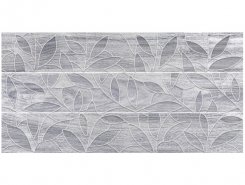 Плитка Bona Декор тёмно-серый 08-03-06-1344-4 20х40