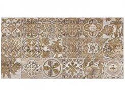 Плитка Bona If Декор тёмно-бежевый 08-05-11-1344-6 20x40