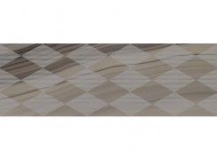 Плитка Декор Agat Geo кофейный 20х60