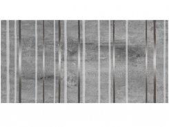 Плитка Декор Concrete Trigger тёмно-серый 30х60
