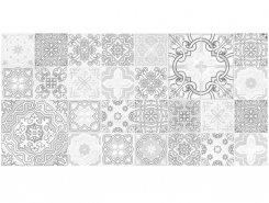 Плитка Декор Concrete Vimp серый 30х60