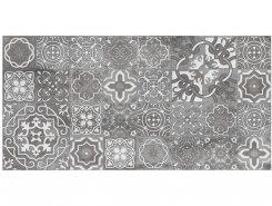 Плитка Декор Concrete Vimp тёмно-серый 30х60