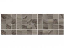 Плитка MM60084 Agat Декор мозаичный кофейный 20х60