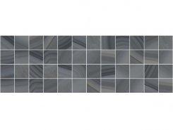 Плитка MM60085 Agat Декор мозаичный серый 20х60