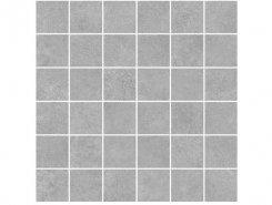 Плитка Мозаика Cement серый 30х30