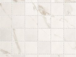 Плитка Roma Calacatta Macromosaico 30x30