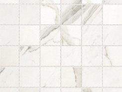 Плитка Roma Statuario Macromosaico 30x30