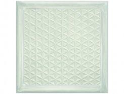 Плитка Glass White Brick Brillo 20x20